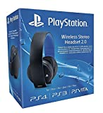 PlayStation 4 Wireless Stereo Headset 2.0, schwarz
