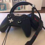 Sennheiser G4ME One Zero mit Xbox Controller Bild