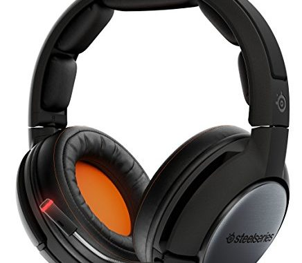 SteelSeries Siberia 840 Wireless Bluetooth Gaming Headset