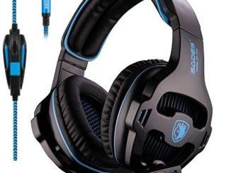 Sades Headset Test Bild