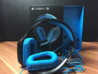 Logietch G430 Bild