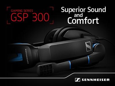 Sennheiser GSP 300 Bild