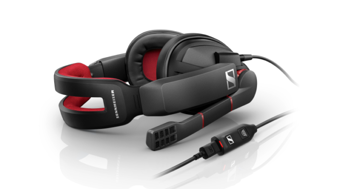 Sennheiser GSP 350 Gaming Headset Bild