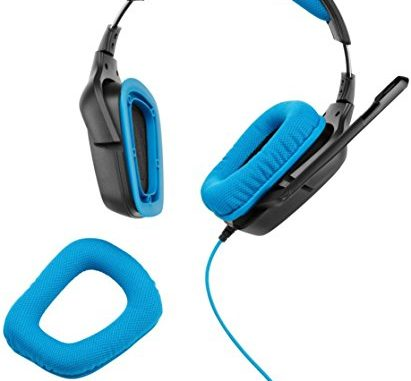 Logitech G430 Gaming Headset Test
