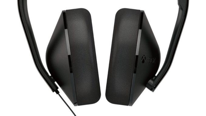 Xbox One Stereo Kopfhörer Bild