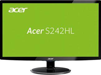 Gaming Monitor PS4 Acer S242HLDBID Bild