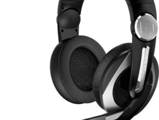 Sennheiser PC 333D Gaming Headset Test Bild