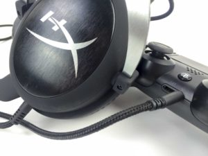 HyperX Cloud 2 Gaming Headset an PS4