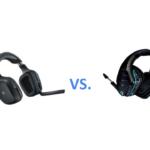 G930 vs. G933 – Logitech Gaming Headsets im Vergleich