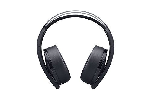 PS4 Platinum Gaming Headset