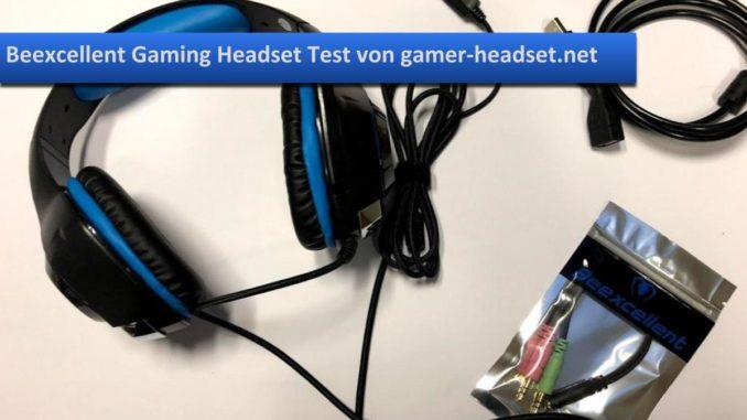 beexcellent gaming headset test april 2019 gaming. Black Bedroom Furniture Sets. Home Design Ideas